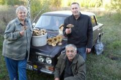 В Барковском лесу. 2012 г