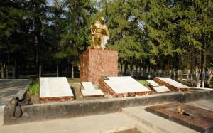Братская могила. с.Архангельское